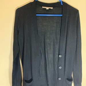 Loft cardigan - black - XS - soft